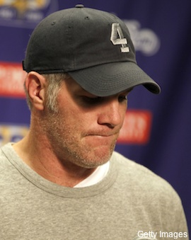 The Crisis: Dolphins reportedly considering adding Favre