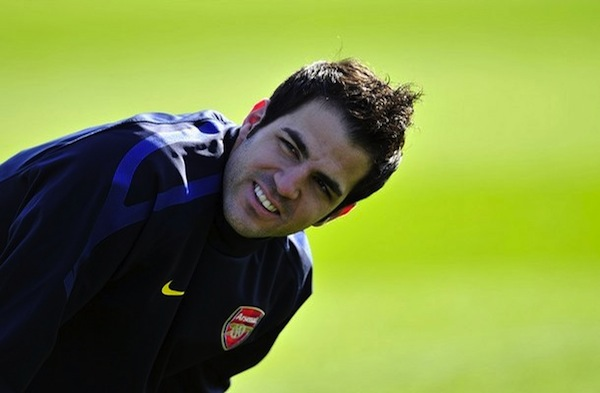 Future News: Cesc decides he doesnt want Barca move after all