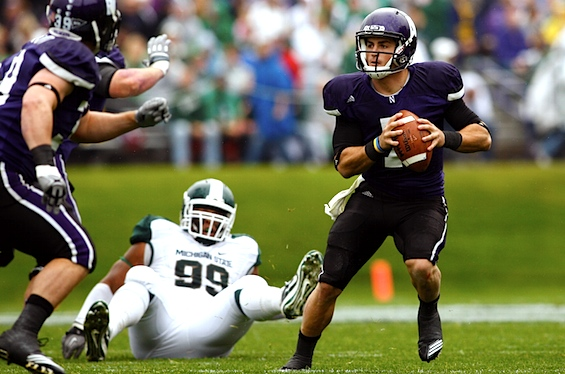 Debriefing: Northwestern welcomes back its Persa-nal touch