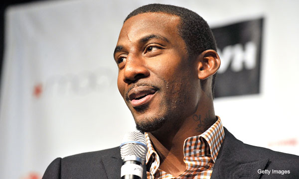 Amar'e Stoudemire eats better than you do