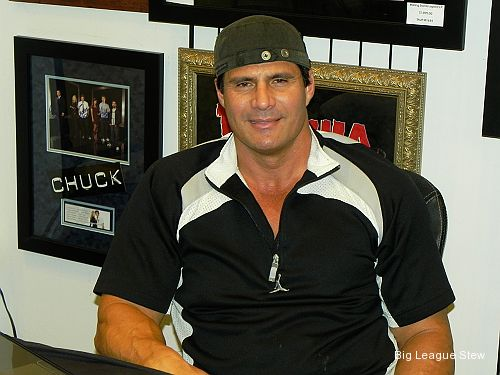 Jose Canseco demands $2,000 for 'Answer Man' interview