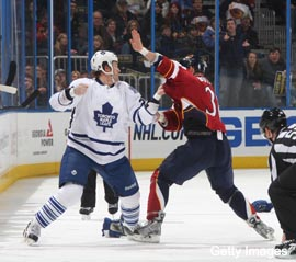 Do hockey's tough guys need their own representative body?