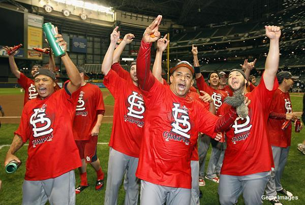Five reasons the St. Louis Cardinals will win the World Series