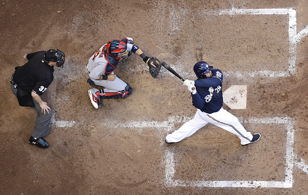 After knockout, Brewers forced to face life without Prince Fielder