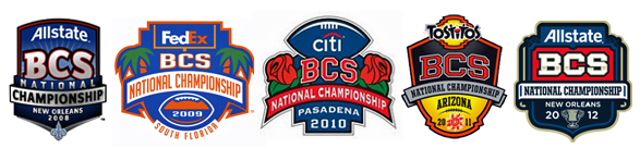 2012 BCS Championship logo remains faithful to the genre