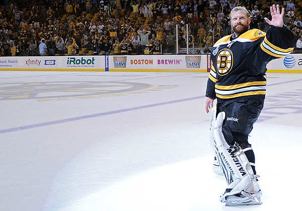 Why Tim Thomas is the antithesis of Roberto Luongo