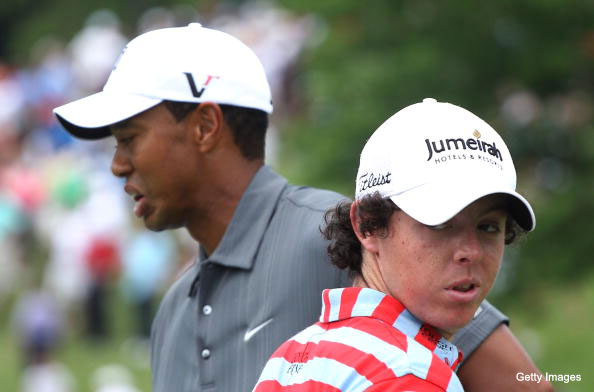 World No. 1 says Rory McIlroy more talented than Tiger Woods