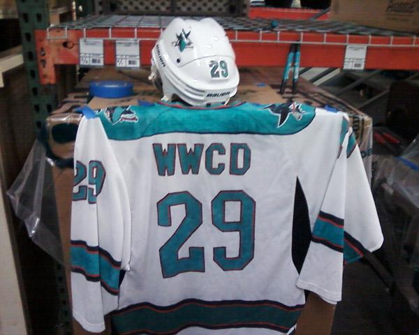 Hockey Halloween: Teen Wolf, Canuck costumes, Stanley Cup pumpkins