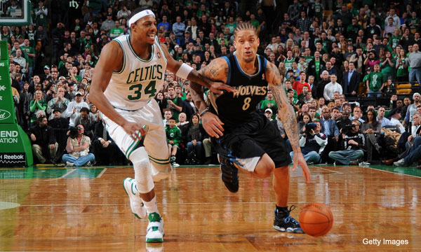 Paul Pierce and Michael Beasley&#8217;s trip to China was pretty awful