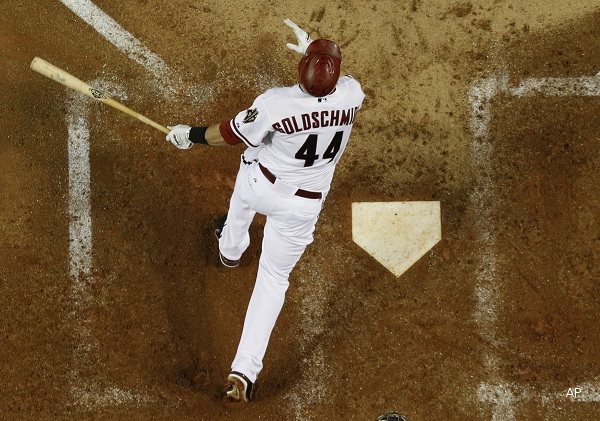 NLDS Game 3: D-Backs stay alive with 8-1 win over Brewers