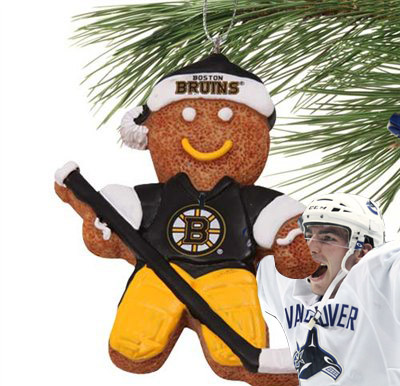 Puck Daddy Reader Art Contest: NHL Holiday Ornaments