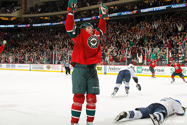 What We're Thankful for in Hockey 2011: Y! Sports edition