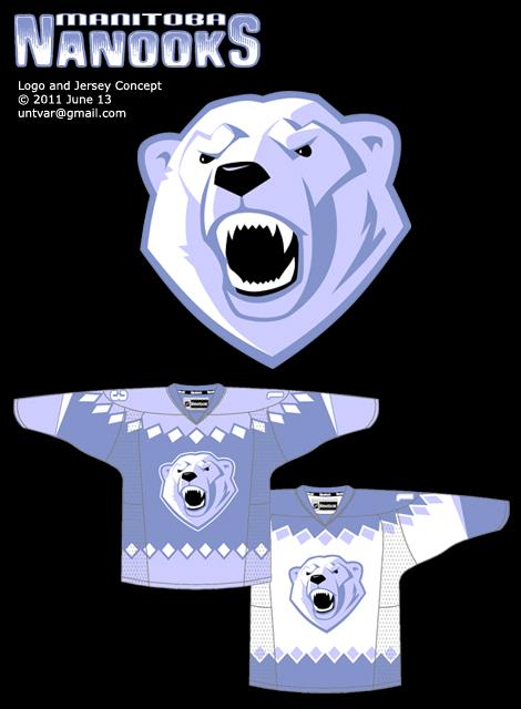 Our five favorite Winnipeg Jets jersey design concepts