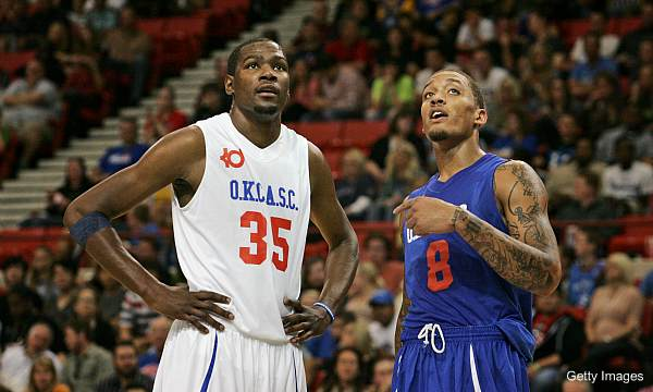 Michael Beasley's charity game lost key players, went very poorly
