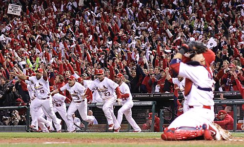 Pay the man: Bettor to collect $375,000 after Cards win Series