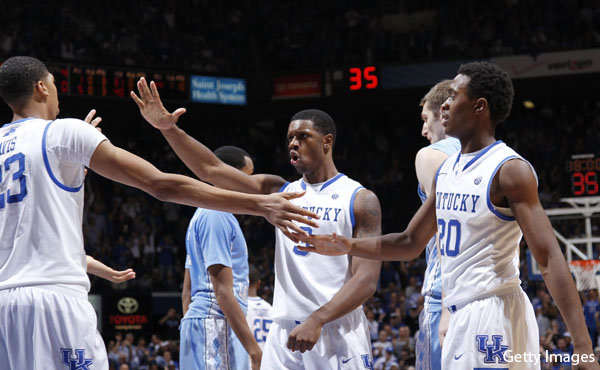 Five things we learned from Kentucky-North Carolina
