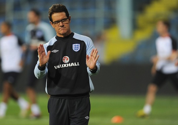 Capello skipping his son's wedding for Spain friendly