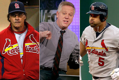 Group pressures MLB to sever business ties with Glenn Beck