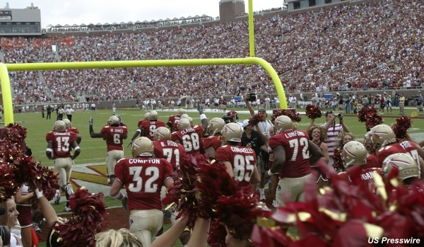 Florida State joins Texas A&M in the SEC rumor mill