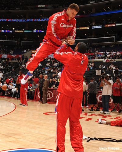 Blake Griffin and the Clippers join the NBA's Christmas Day lineup