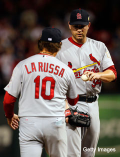 Transcript: Tony La Russa's exhausting bullpen fiasco explanation