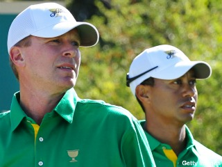 Steve Stricker and Tiger Woods, 3.0? Not so fast