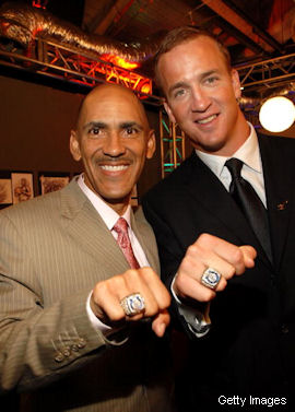 Tony Dungy: Colts should consider trading Peyton Manning