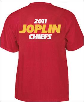 Chiefs travel to Joplin to do some good