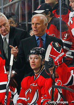 No, seriously, Jacques Lemaire isn't coaching Devils next season