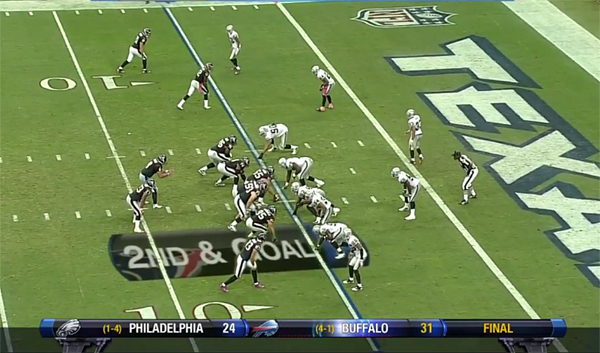 Video: Raiders had 10 men on the field for game-clinching play