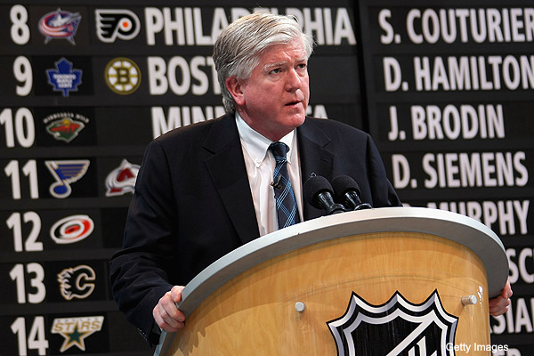 Brian Burke's candid skepticism on concussion research