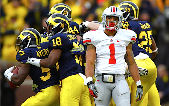 Michigan buries Buckeye angst beneath long-awaited BCS breakthrough