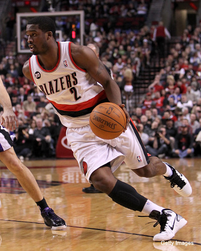 Wesley Matthews' right foot was 'completely numb' for months