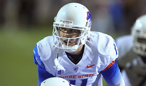 Mid-Major Monday: Let us now praise Kellen Moore, the new NCAA wins king
