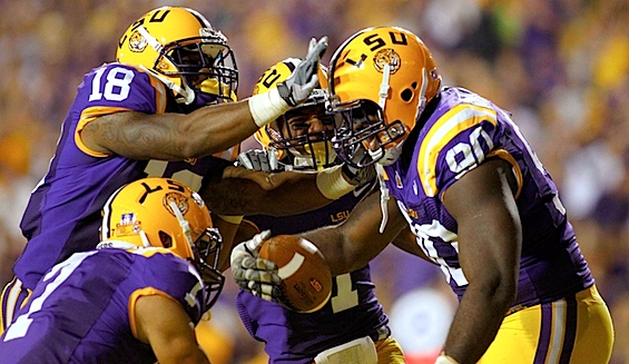 It's a trap: LSU takes on the Thursday night ambush with a chip on its own shoulder