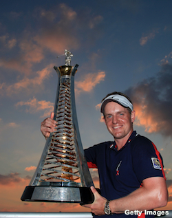 Luke Donald captures European, PGA Tour money titles
