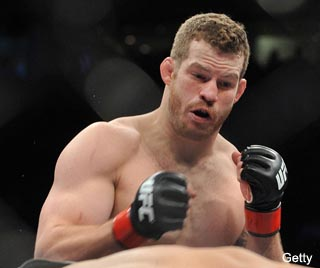Marquardt off UFC on Versus 4 and cut from UFC