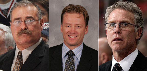 Pros and cons of Wild, Stars and Senators coaching choices