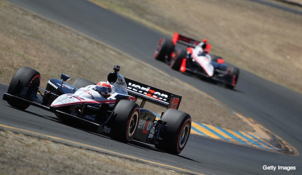 Will Power completes weekend double for Roger Penske