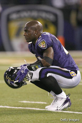 Former Ravens DB Chris McAlister claims he is already broke