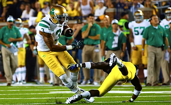 Fact-checking: Just how important is Michael Floyd to Notre Dame?