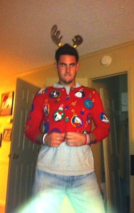 There is no shame in Aaron Murray's Christmas game