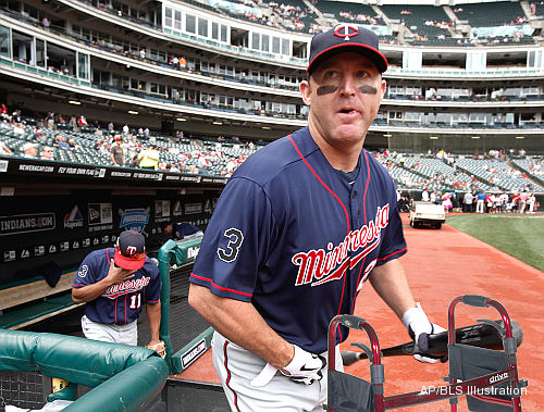 Hello (again), Cleveland! Twins send Jim Thome back to Indians