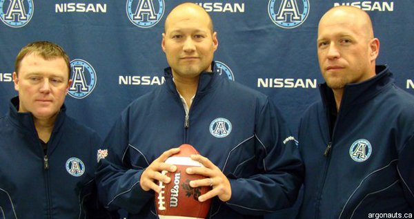 With Himebauch, Jones, Argos' staff is coming together