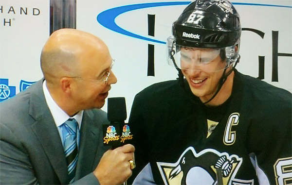 The 11 ickiest Pierre McGuire lines about Sidney Crosby's return