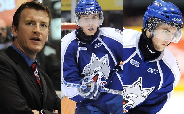 OHL: The Sudbury Wolves
