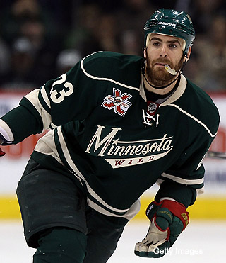 Eric Nystrom fixes the Dallas Stars' cap floor