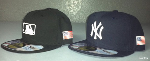 Baseball will keep it simple with special 9/11 hats