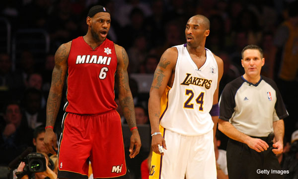 Revisiting last year's Kobe Bryant zing sent LeBron's way