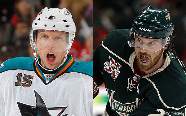 Why the San Jose Sharks traded Dany Heatley for Martin Havlat